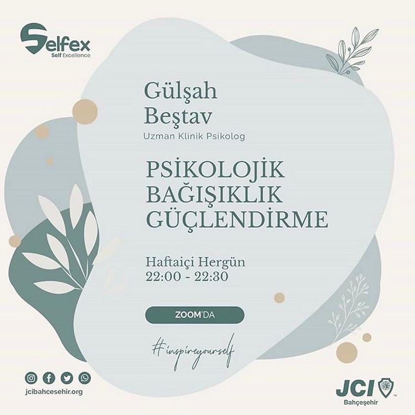 JCI Bahçeşehir - Psikolojik Bağışıklık Güçlendirme