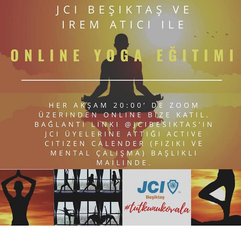 JCI Beşiktaş   Online Yoga