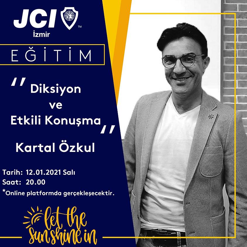 JCI İZMİR | Diksiyon ve Etkili Konuşma