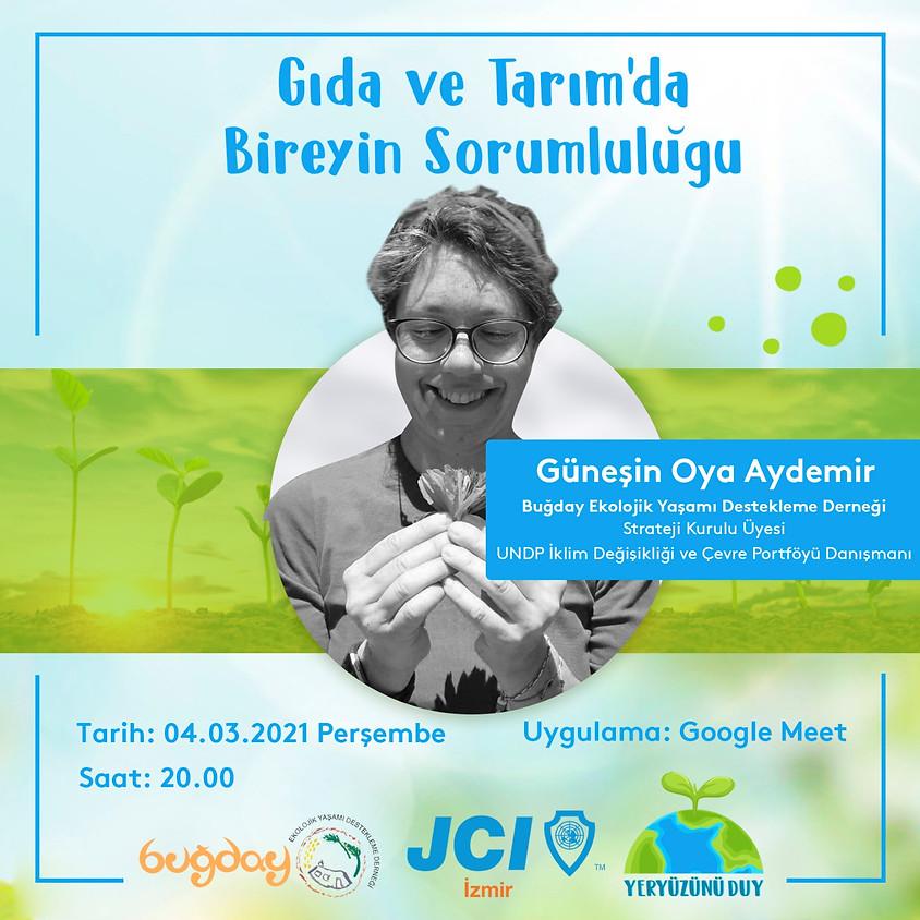 JCI İzmir | Gıda ve Tarımda Bireyin Sorumluluğu