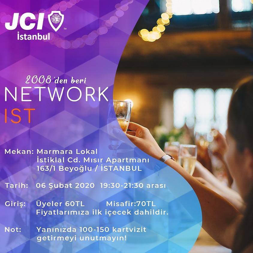 JCI İstanbul - NETWORKIST