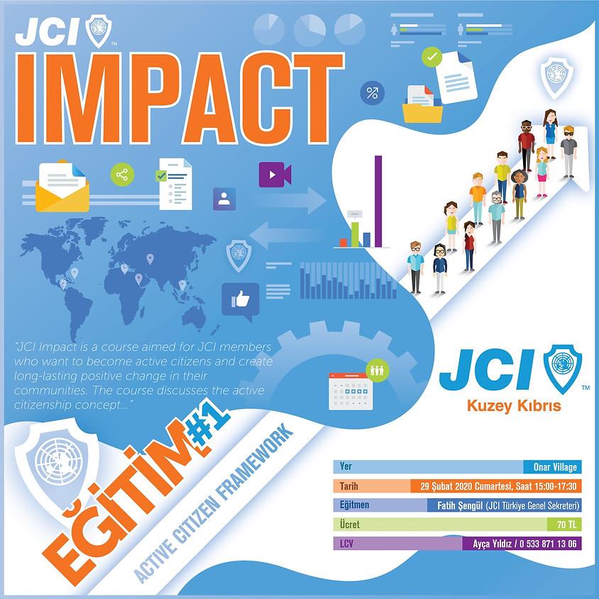 JCI Kuzey Kıbrıs   JCI Impact Eğitimi