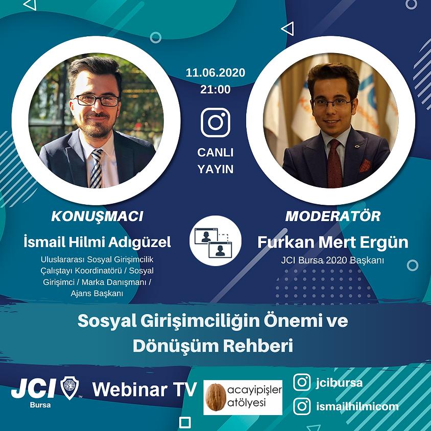 JCI Bursa   Sosyal Girişimciliğin Önemi ve Dönüşüm Rehberi
