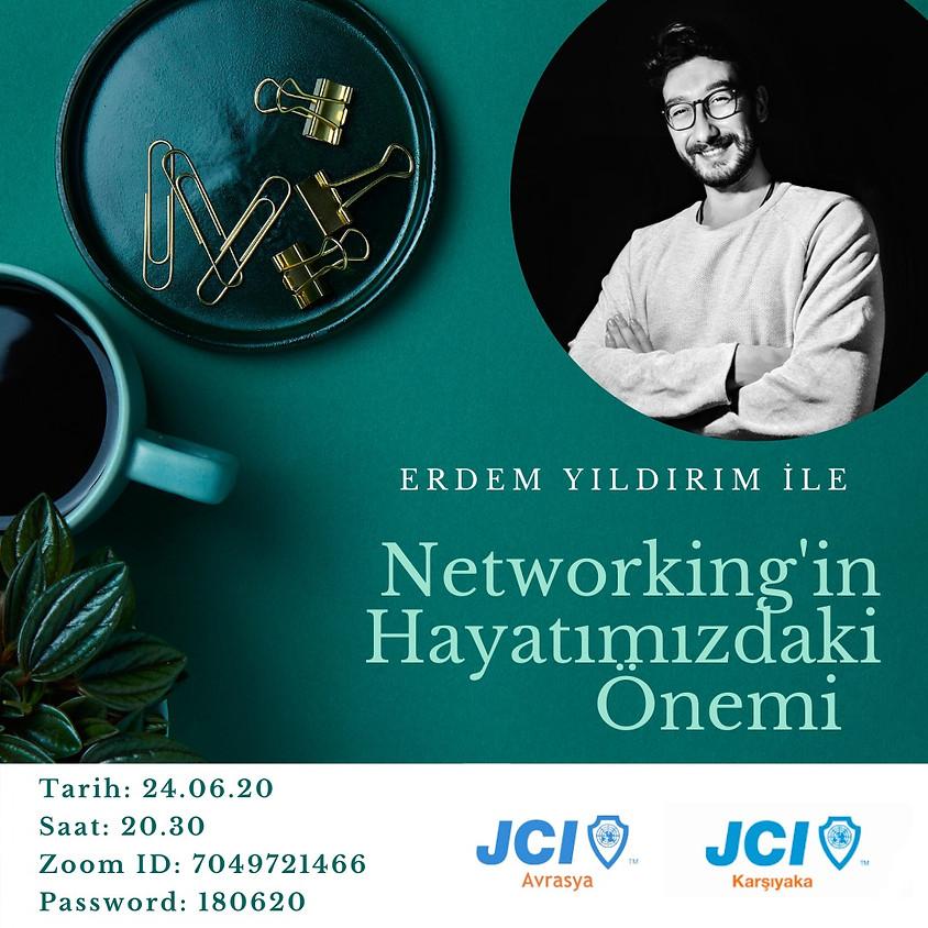 JCI Avrasya - JCI Karşıyaka | Networking'in Hayatımızdaki Önemi