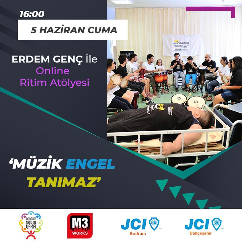 JCI Bodrum - JCI Bahçeşehir | Online Ritim Atölyesi