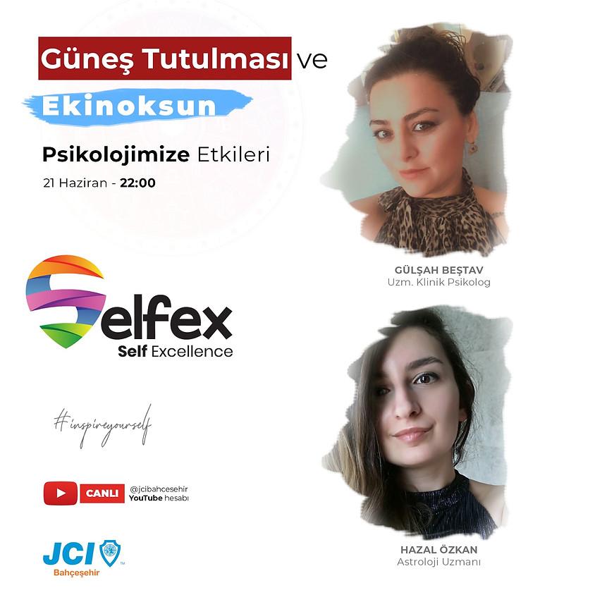 JCI Bahçeşehir | : Self Excellence – Selfex - Güneş Tutulması ve Ekinoksun Psikolojimize Etkileri