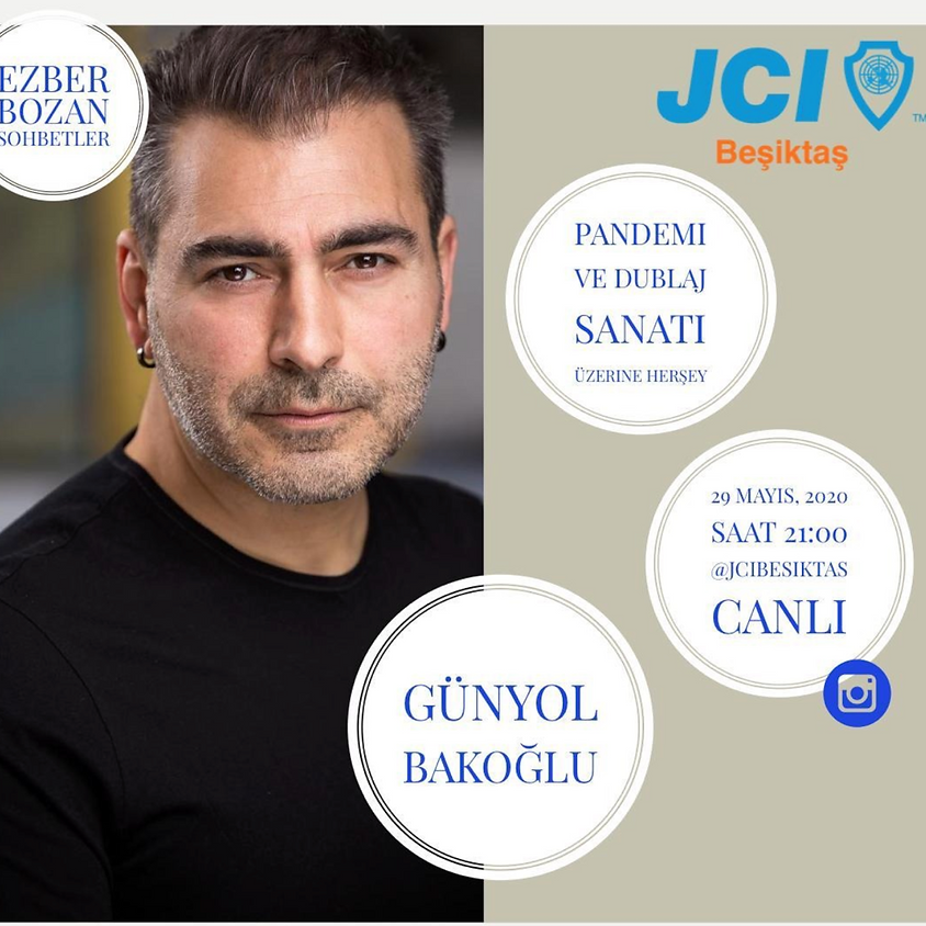 JCI Beşiktaş | Ezber Bozan Sohbetler