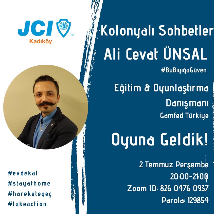 JCI Kadıköy | Pozitif Hayat Yönetimi / Online Eğitim