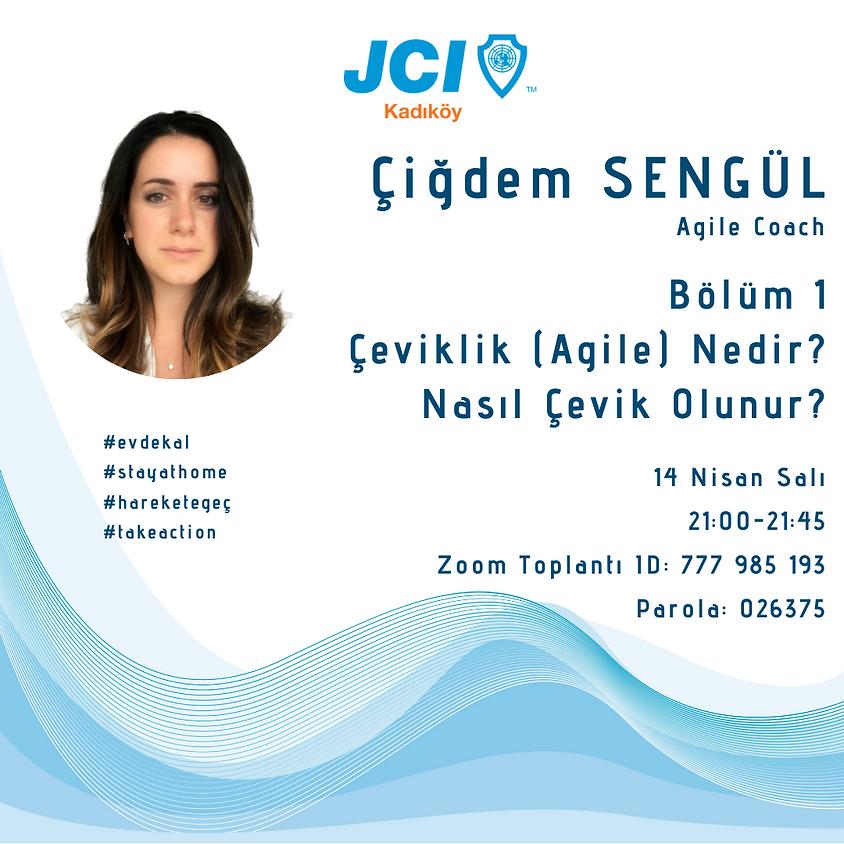 JCI Kadıköy - Agile Dönüşüme Hazır mısın ? Online Eğitimler