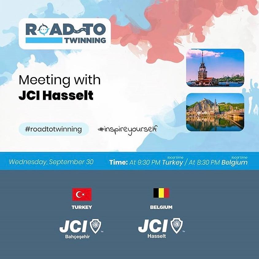 JCI Bahçeşehir | Road To Twinning - JCI Hasselt
