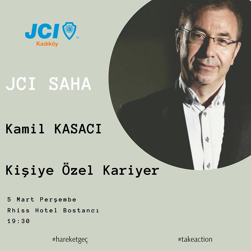JCI Kadıköy | JCI SAHA - Kamil Kasacı