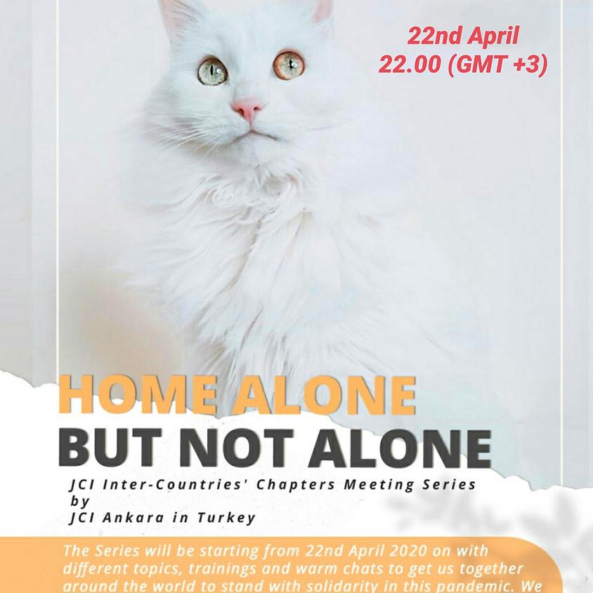 JCI Ankara   HOME ALONE BUT NOT ALONE