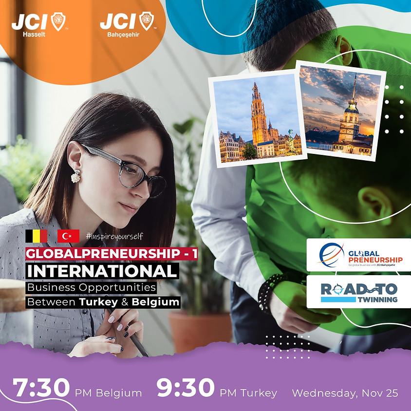 JCI Bahçeşehir | Road To Twinning Globalpreneurship