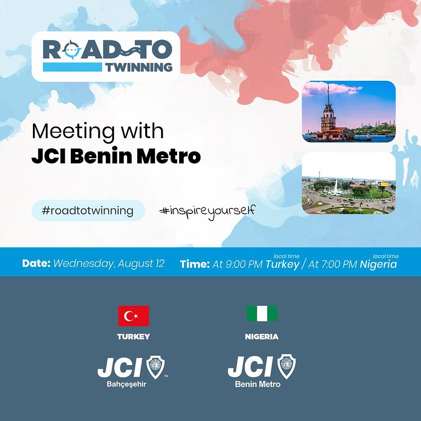 JCI Bahçeşehir | Road To Twinning - JCI Benin Metro