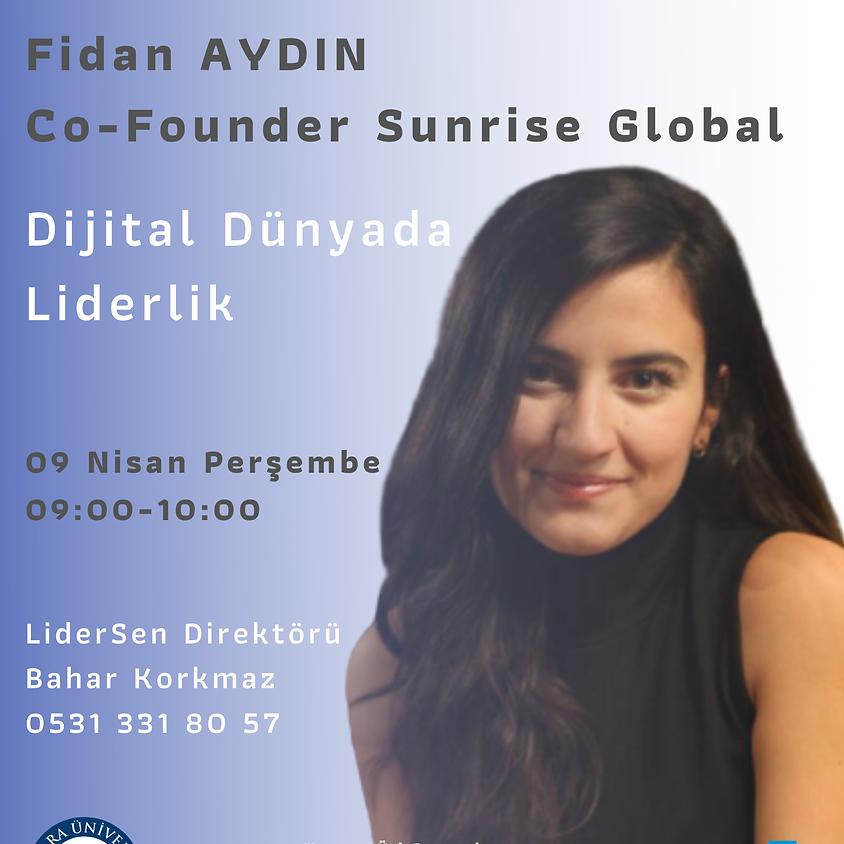 JCI Kadıköy | LiderSen Projesi - Fidan Aydın