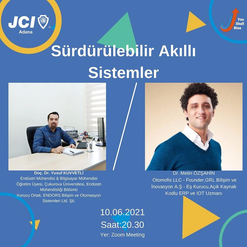 JCI ADANA | Sürdürülebilir Akıllı Sistemler