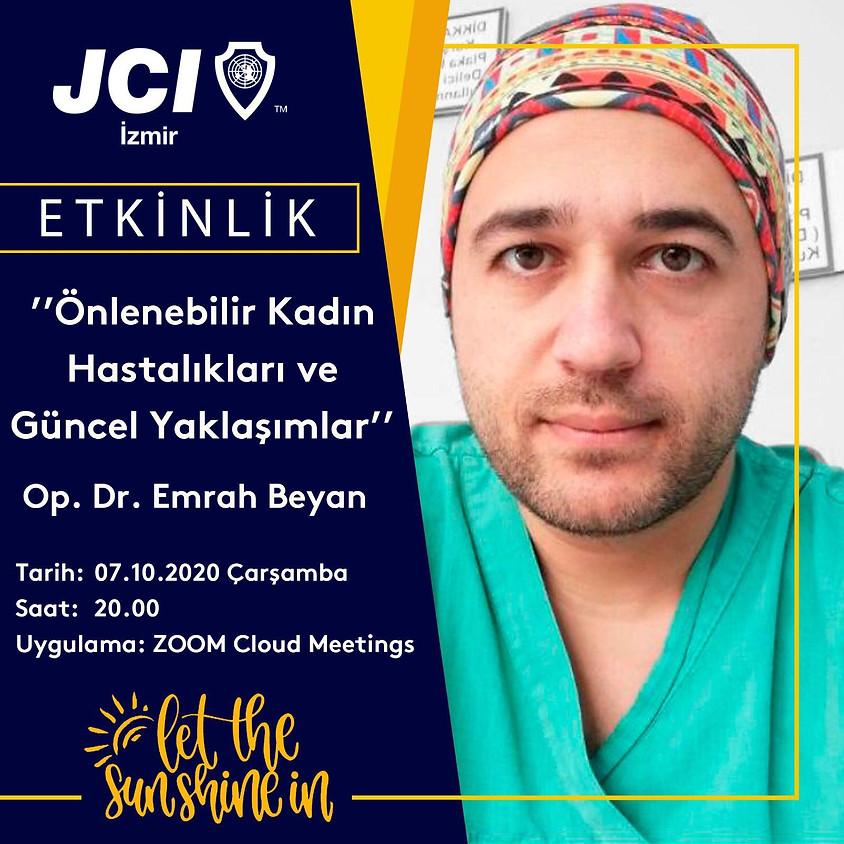 JCI İZMİR | Önlenebilir Kadın Hastalıkları ve Güncel Yaklaşımlar