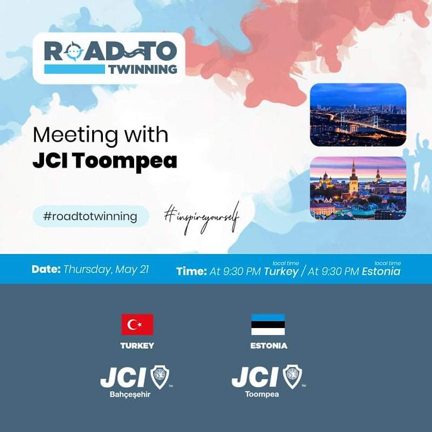 JCI Bahçeşehir   Road To Twinning