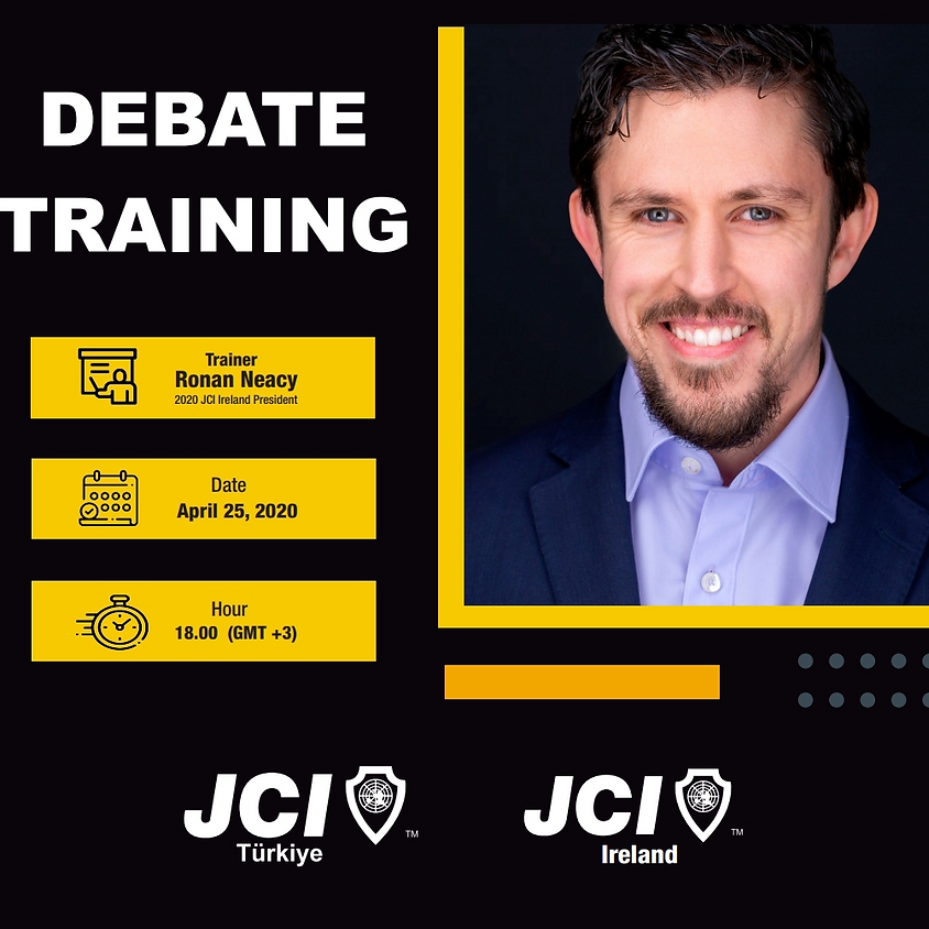 JCI Türkiye - Debate Training and Championship