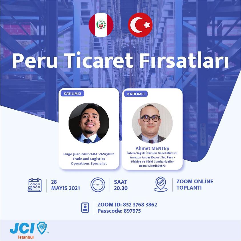 Peru Ticaret Fırsatları
