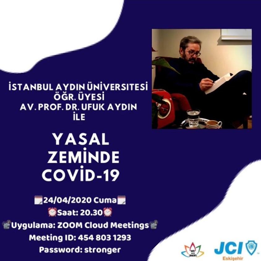 JCI Eskişehir   Yasal Zeminde Covid-19