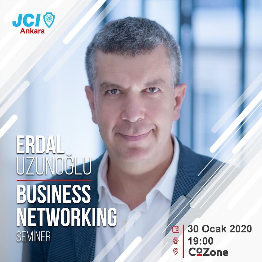 JCI Ankara Business Networking Eğitimi