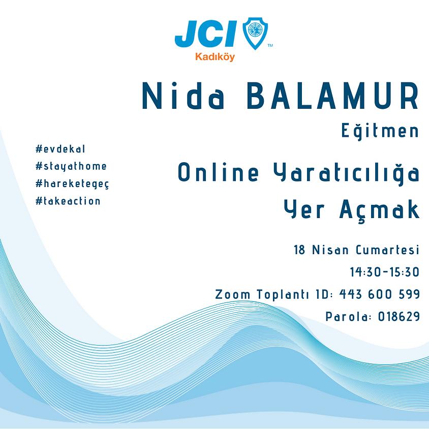 JCI Kadıköy - Online Yaratıcılığa Yer Açmak