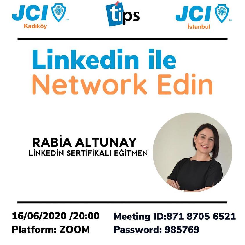 JCI Kadıköy JCI İstanbul   Linkedin ile Network Edin