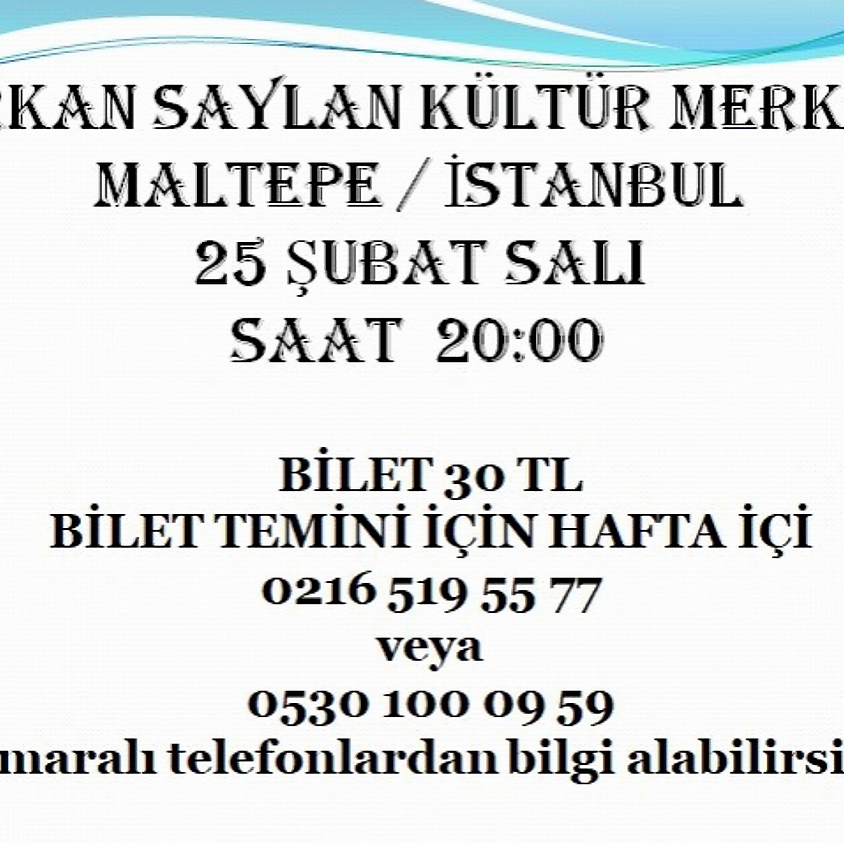 "JCI Beşiktaş   ""Kaçırır Mıyız?""  Tiyatro Oyunu"