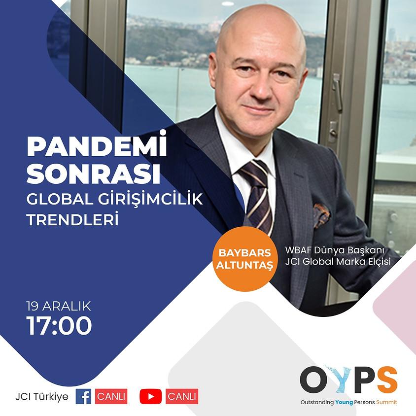 JCI TÜRKİYE   OYPS Pandemi Sonrası Global Girişimcilik Trendleri