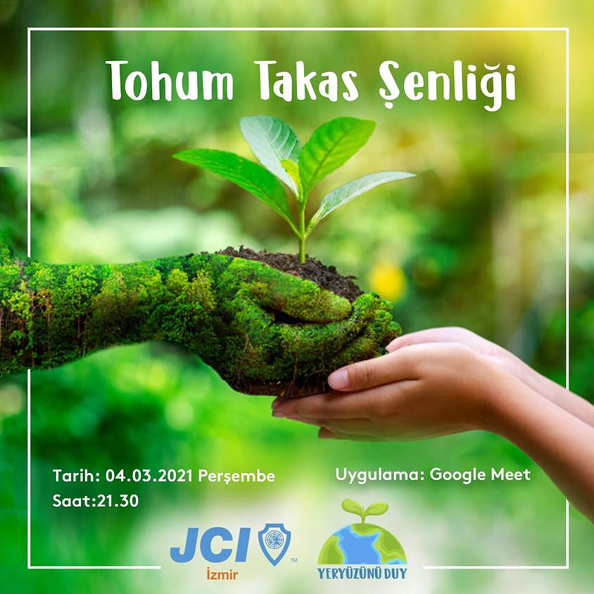 JCI İzmir | Tohum Takas Şenliği
