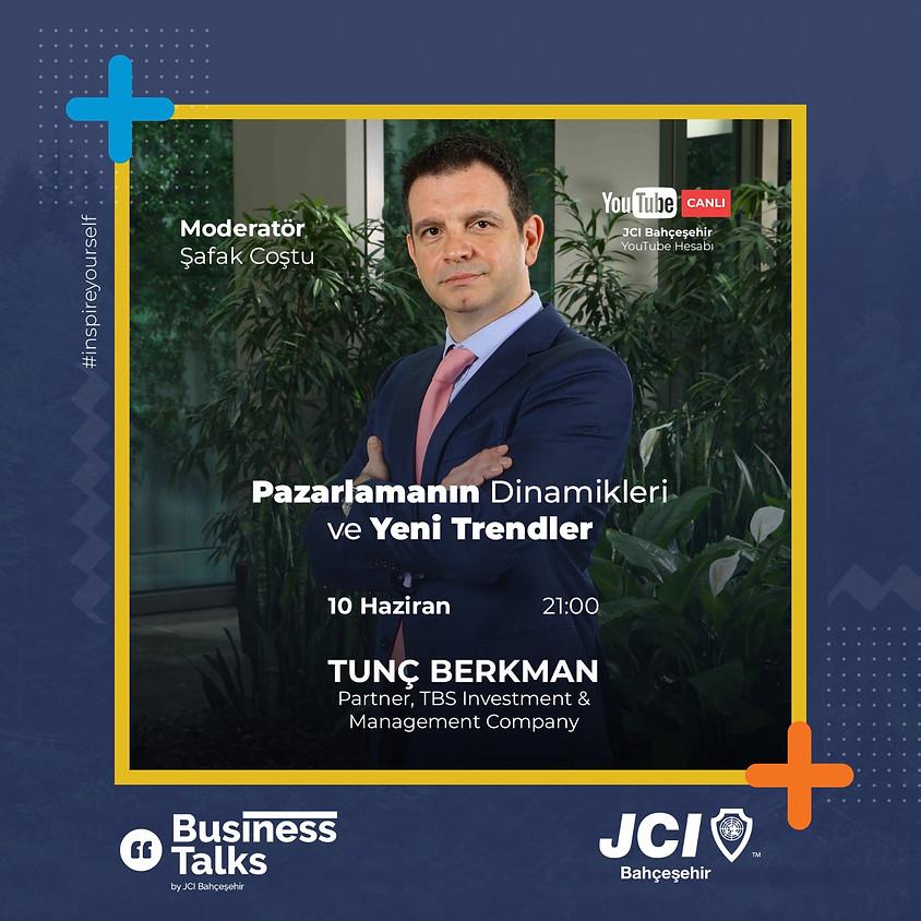 JCI Bahçeşehir   Business Talks – Pazarlamanın Dinamikleri ve Yeni Trendler