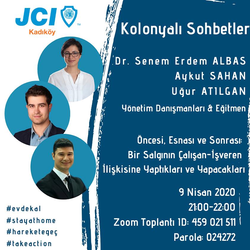 JCI Kadıköy | Kolonyalı Sohbetler