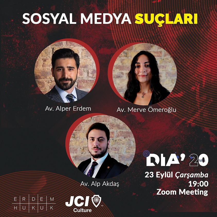 JCI Kültür   Sosyal Medya Suçları