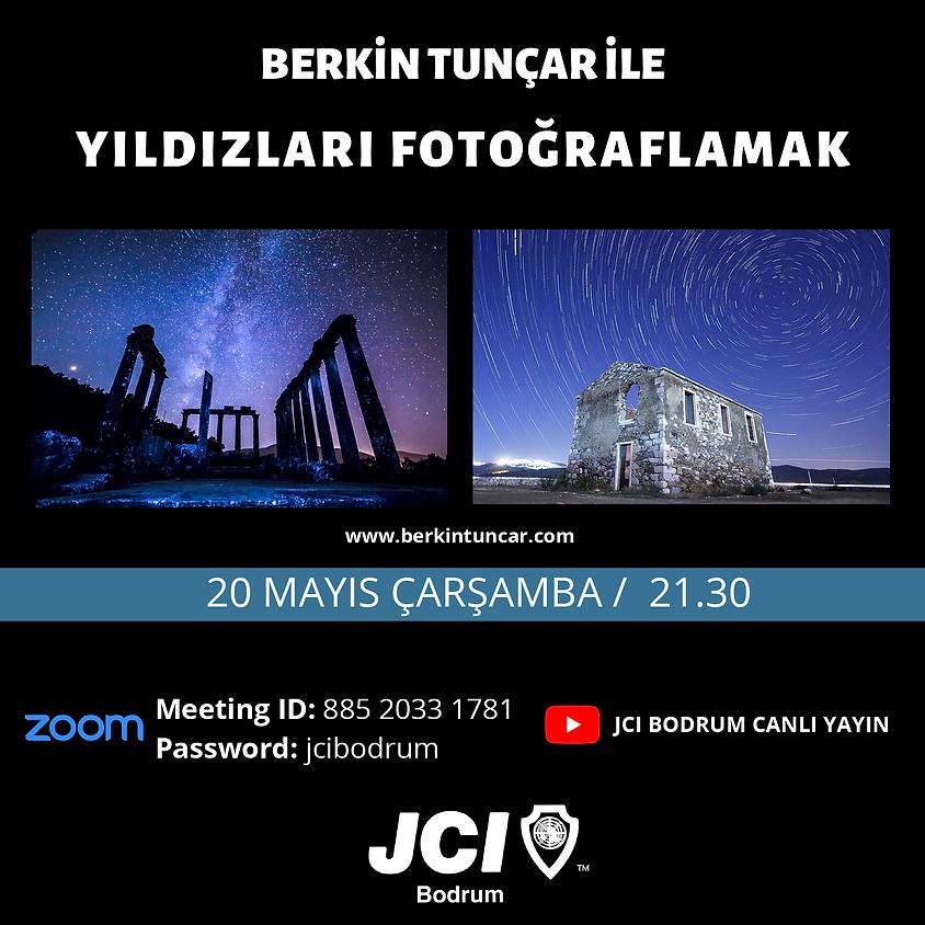 JCI Bodrum   Yıldızları Fotoğraflamak