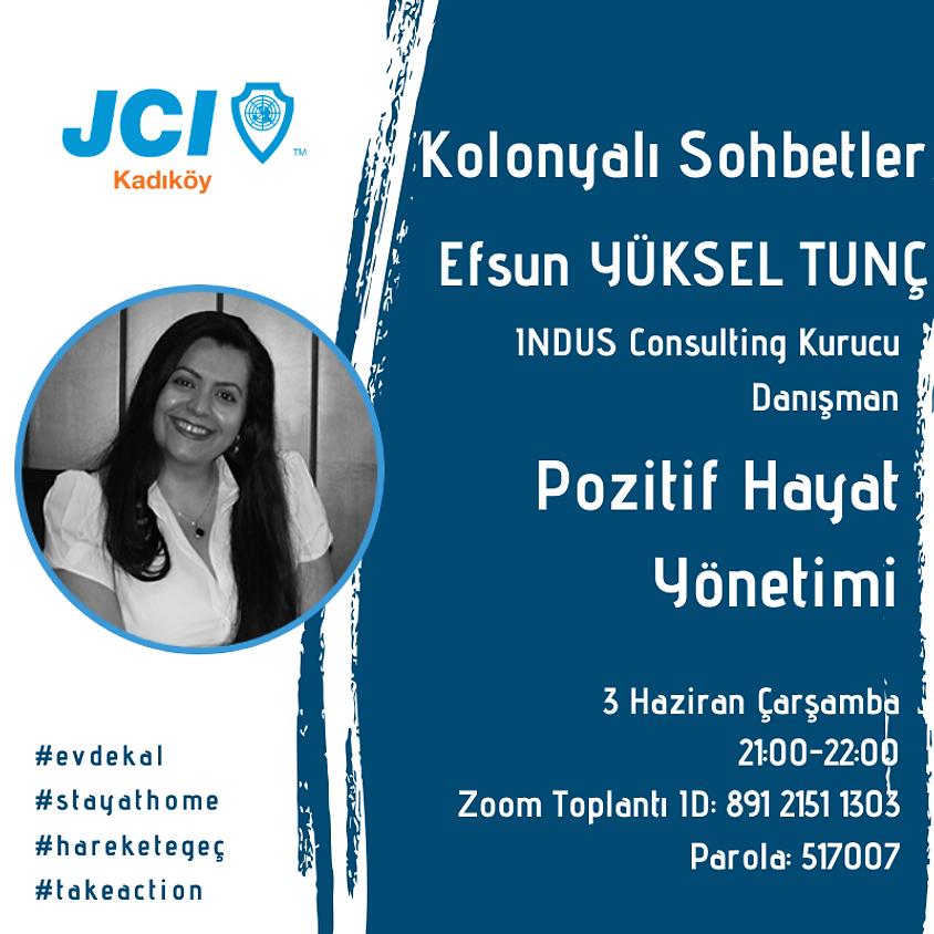 JCI Kadıköy   Pozitif Hayat Yönetimi