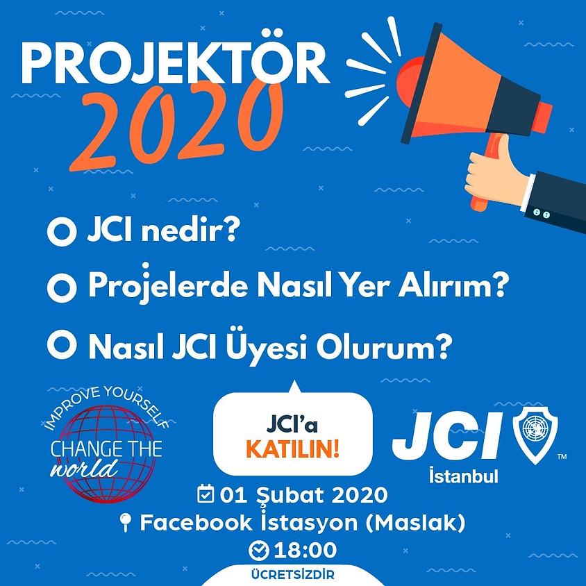 JCI İstanbul - Projektör 2020