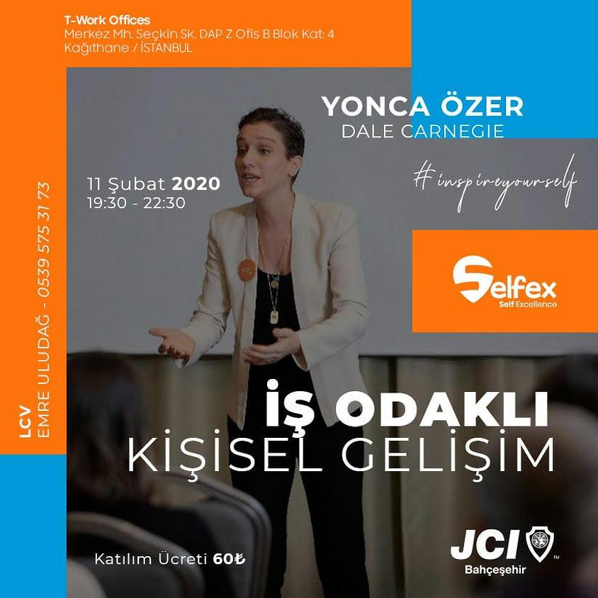 JCI Bahçeşehir | Self Excellence İş Odaklı Kişisel Gelişim Semineri