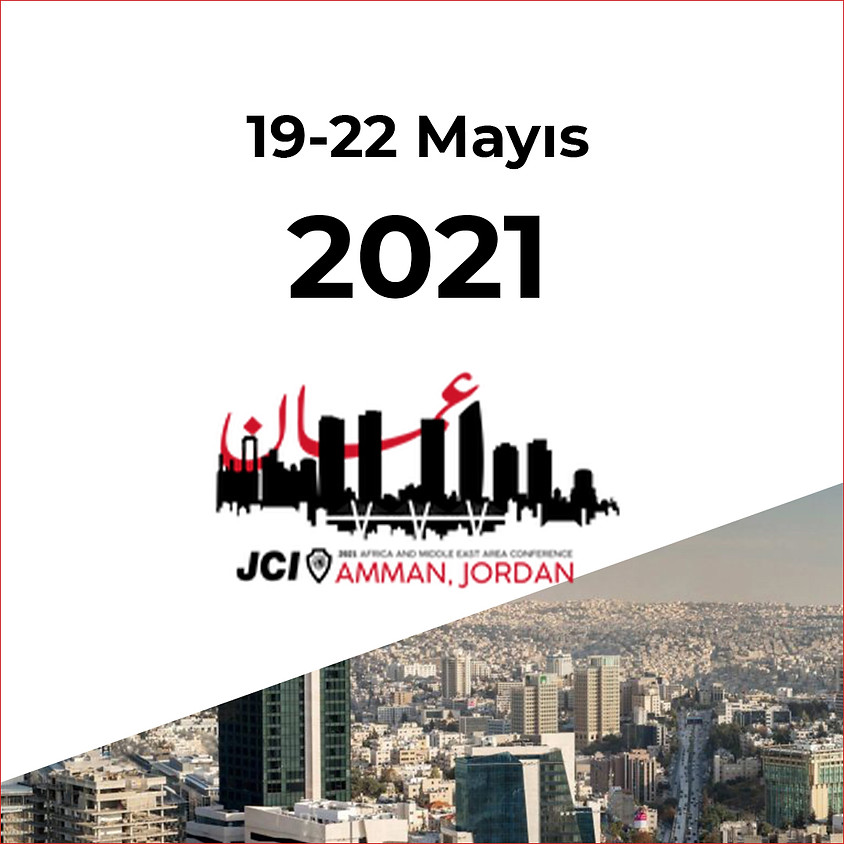 2021 JCI Afrika ve Ortadoğu Konferansı