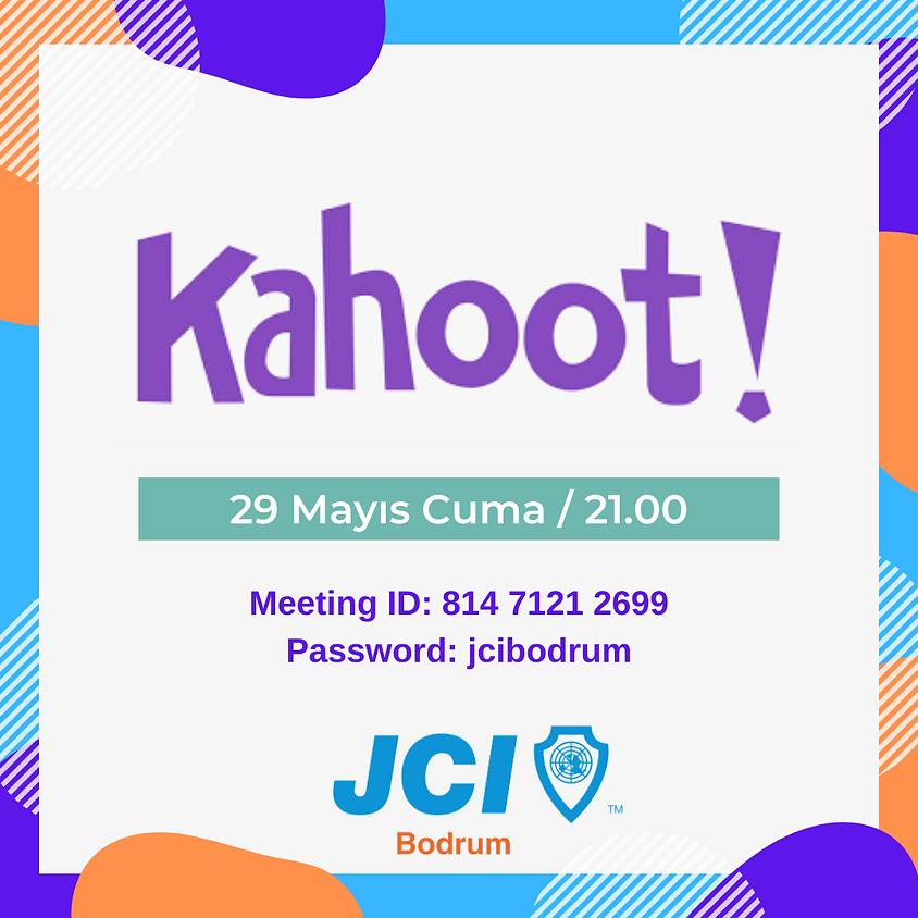 JCI Bodrum   Kahoot Bilgi Yarışması