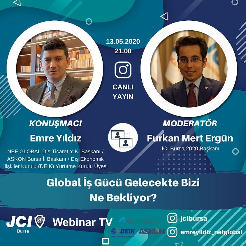 JCI Bursa   Global İş Gücü Gelecekte Bizi Ne Bekliyor?