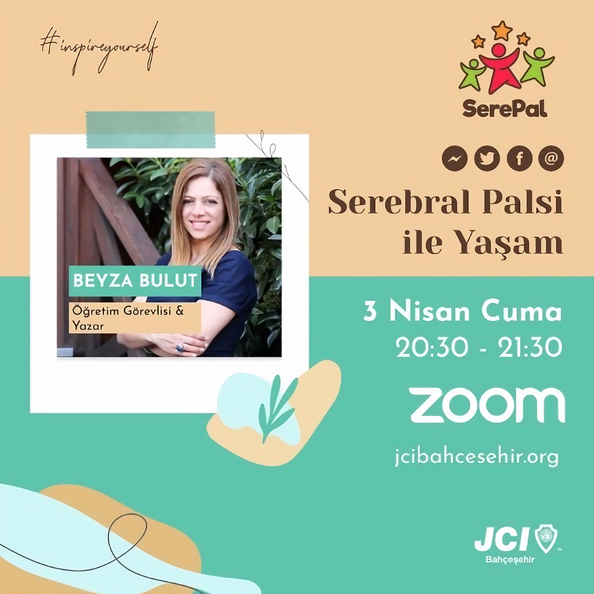 JCI Bahçeşehir - Serebral Palsi ile Yaşam