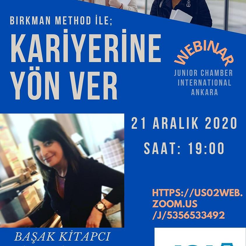 JCI Ankara   Kariyerine Yön Ver