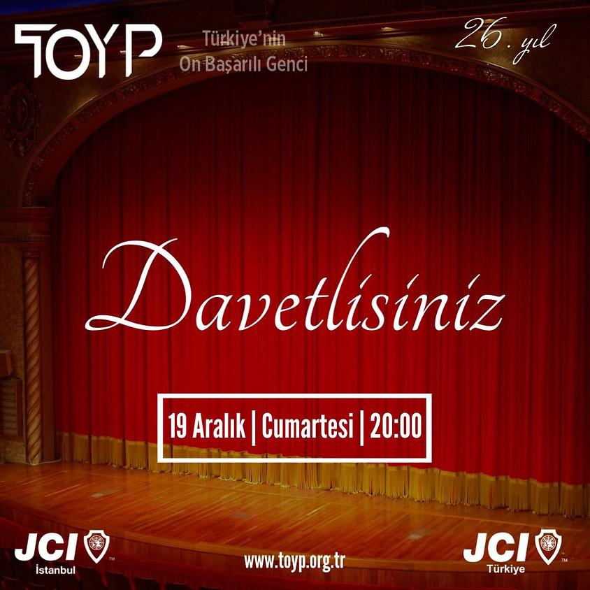 Türkiye'nin En Başarılı Genci - TOYP