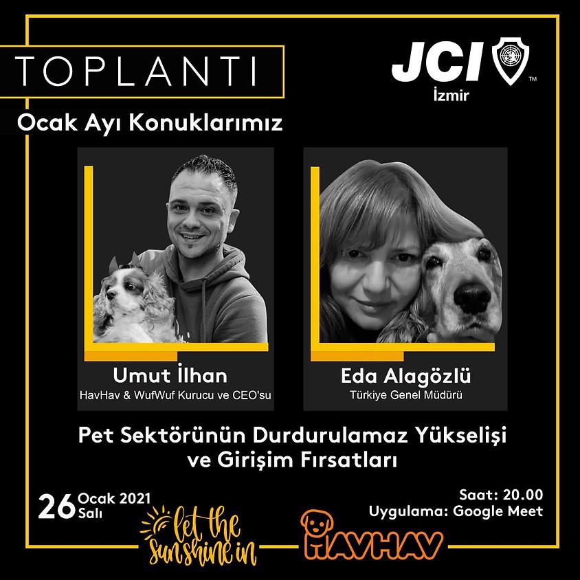JCI İzmir | Ocak Ayı Mutad Toplantısı
