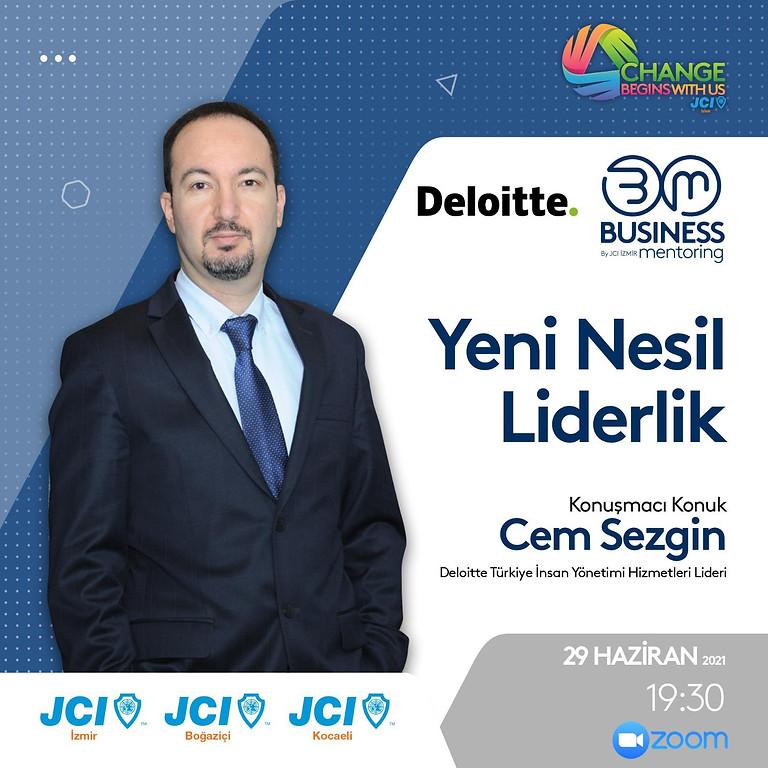 """Business Mentoring """"Yeni Nesil Liderlik"""""""