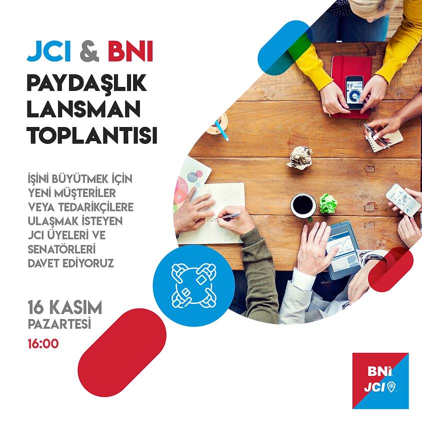 JCI & BNI Paydaşlık Lansman Toplantısı