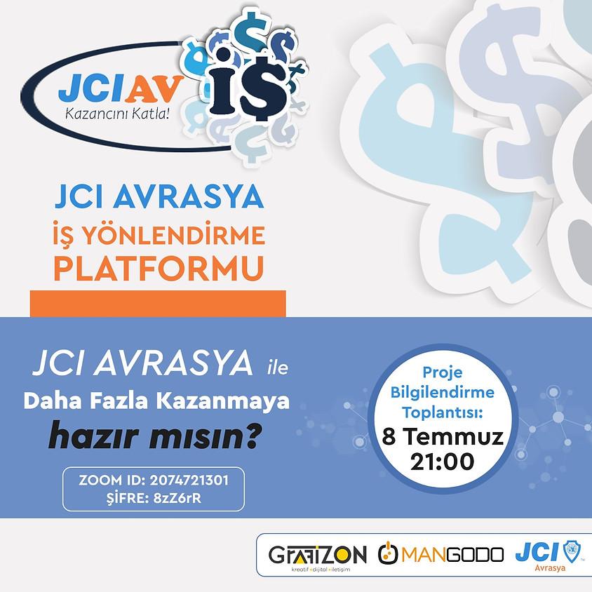 JCI Avrasya | JCI Avrasya İş Yönlendirme Platformu