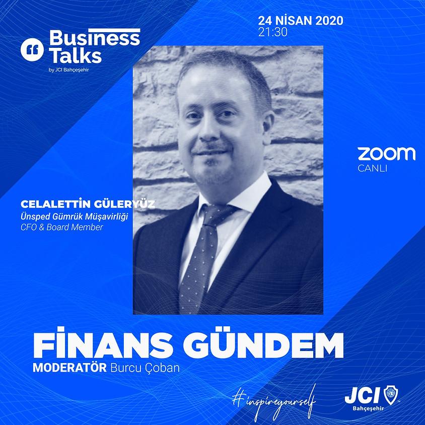 JCI Bahçeşehir | Business Talk - Finans Gündem
