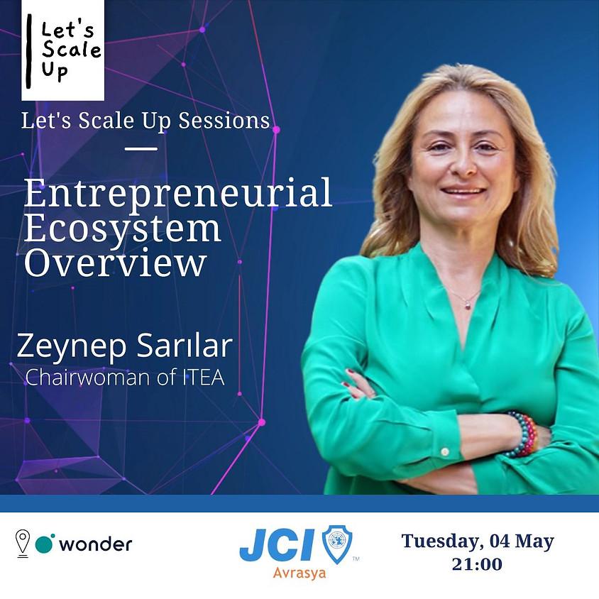 JCI Avrasya   Let's Scale Up Sessions